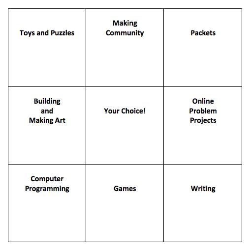 goal setting | I Choose Math